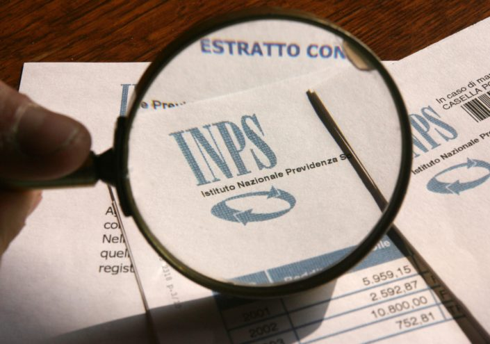 Gestione commercianti INPS